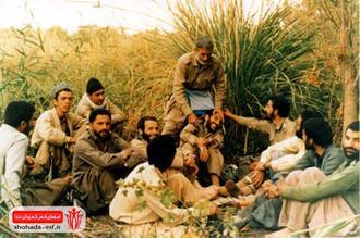 سردار شهید غلامرضا صالحی