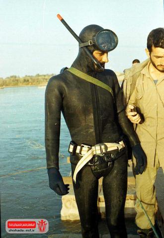 سردار شهید حاج علی قوچانی