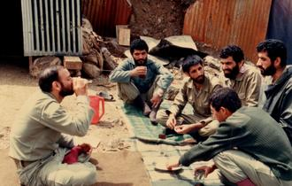 سردار شهید حاج احمد سیاف زاده